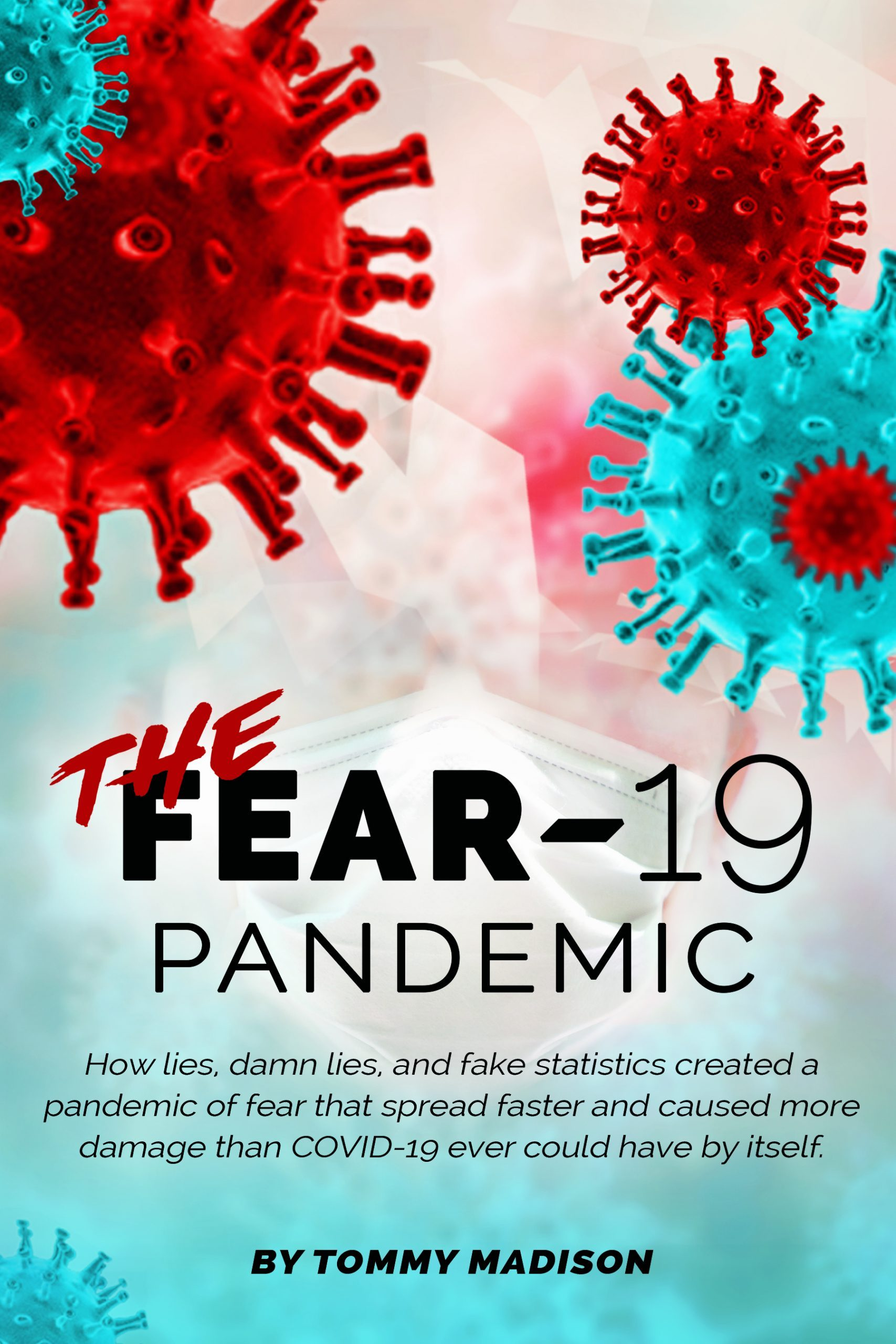 Front Cover of FEAR-19 Book